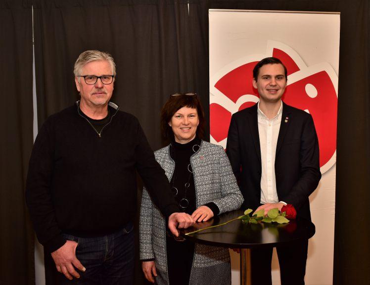 Sture Hernerud, Maria Jacobsson Niklas Rhodin